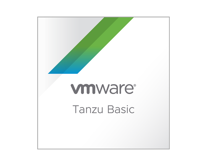VMware Tanzu Basic:CPU 単位