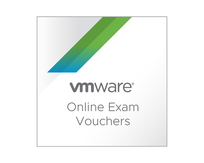 VMware オンライン試験用バウチャー