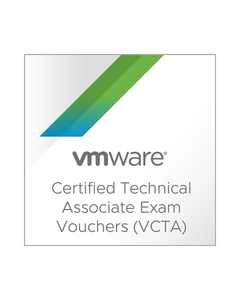 VMware Certified Technical Associate(VCTA)試験用バウチャー