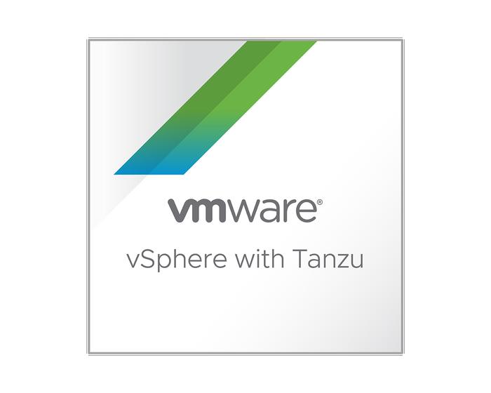 VMware vSphere with Tanzu:1 プロセッサー構成